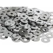 British Association (BA) Steel Flat Washers 25 Pack
