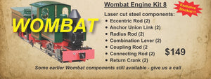 Wombat Engine Kit 8