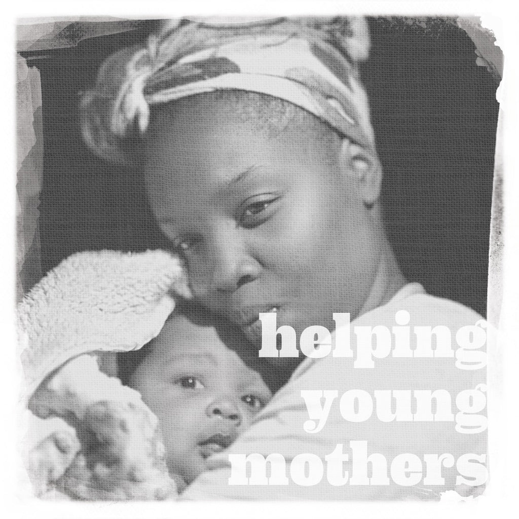 helping young mothers