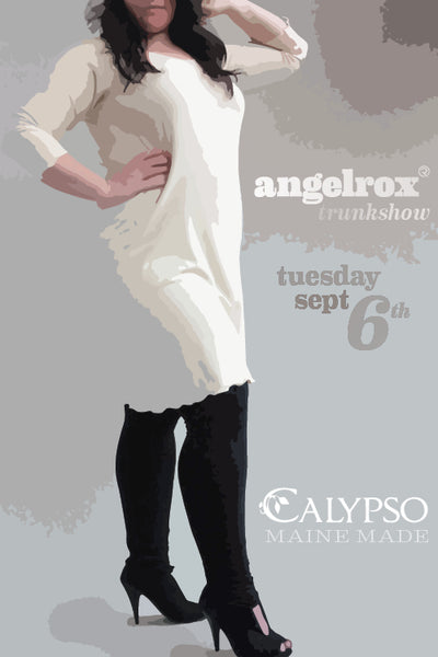 angelrox at calypso in boothbay harbor maine