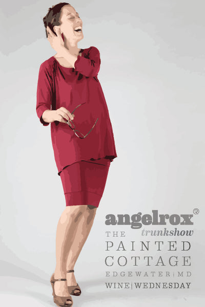 angelrox trunk show - edgewater md