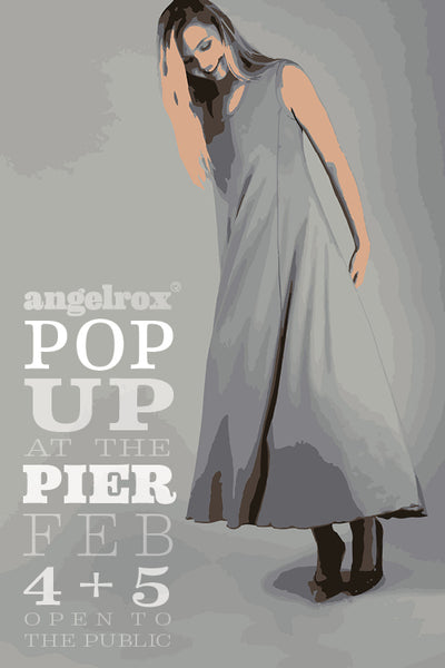 angelrox retail pop up @ the pier - nyc