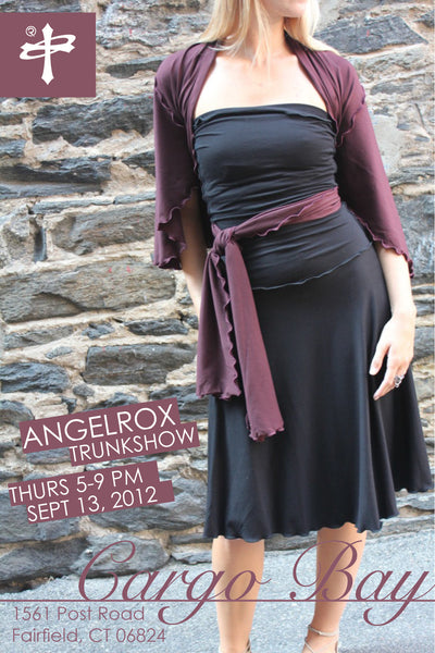 angelrox trunk show @ cargo bay sept 13th 2012