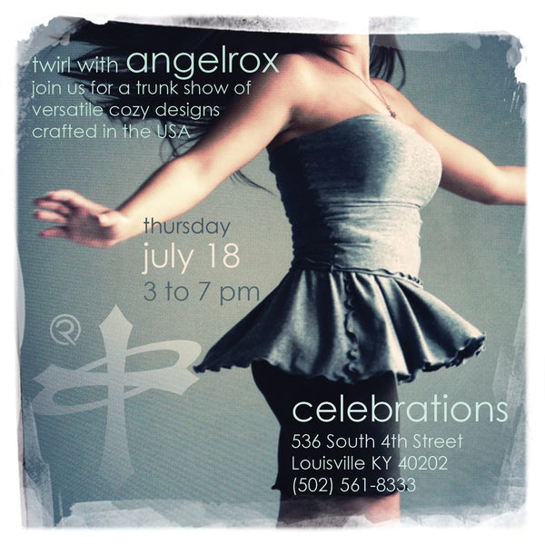 angelrox trunk show