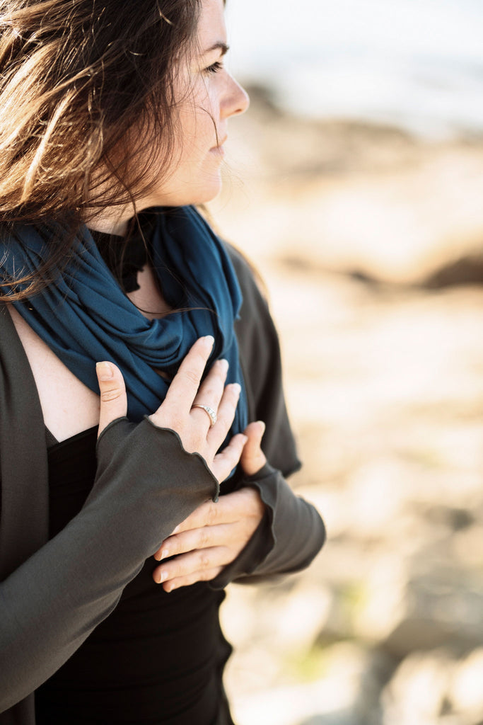 lake loop infinity scarf
