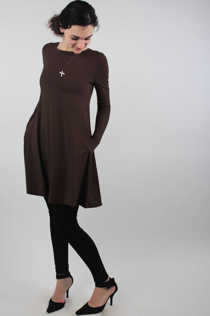 peat bamboo stella dress