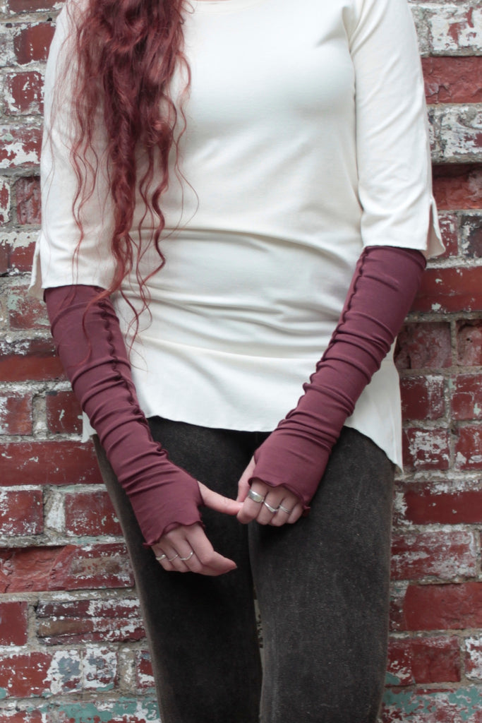 angelrox® opera sleeves in lush bamboo