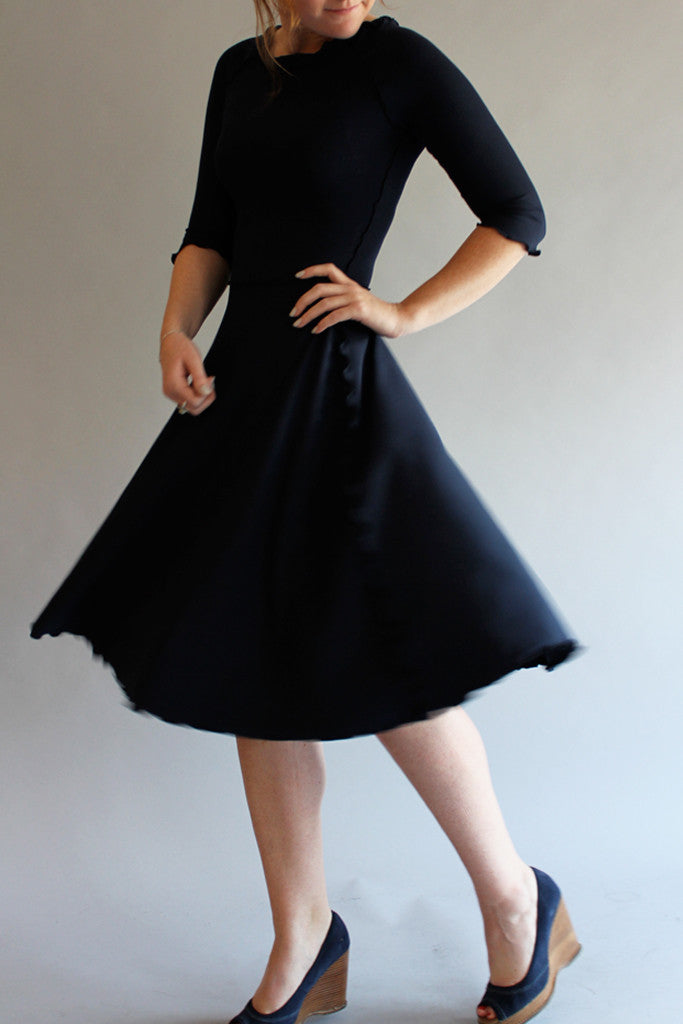 this little black dress by angelrox is called the audrey and is perfect for the office or dancing