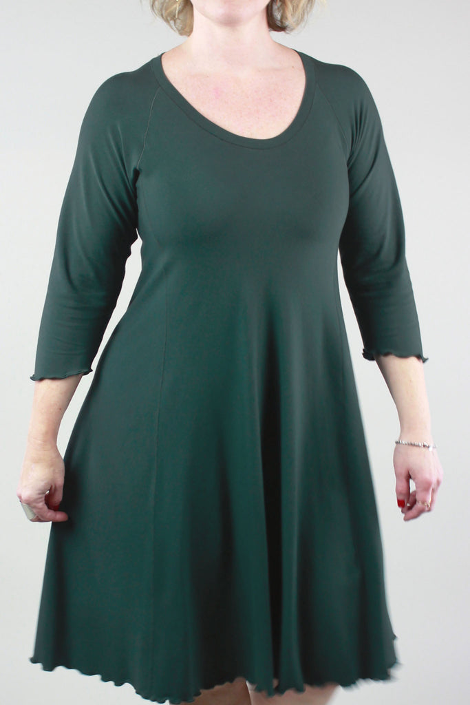 spruce bamboo shine dress