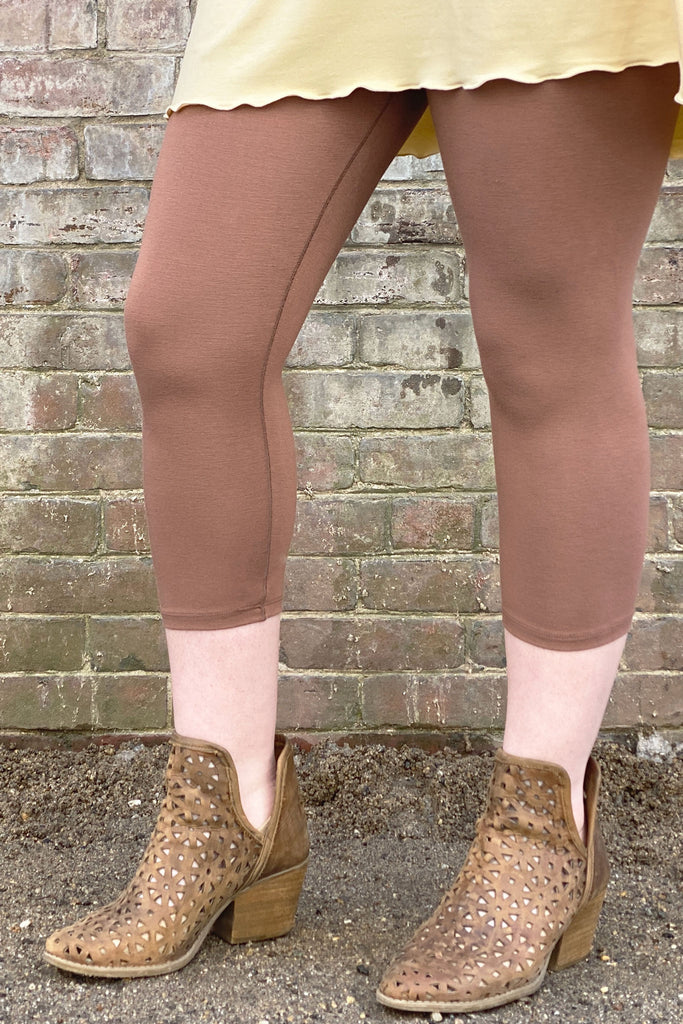 cedar capri base leggings