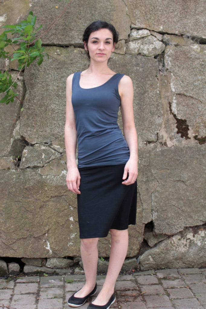 suger® black root skirt with deep sea core tank