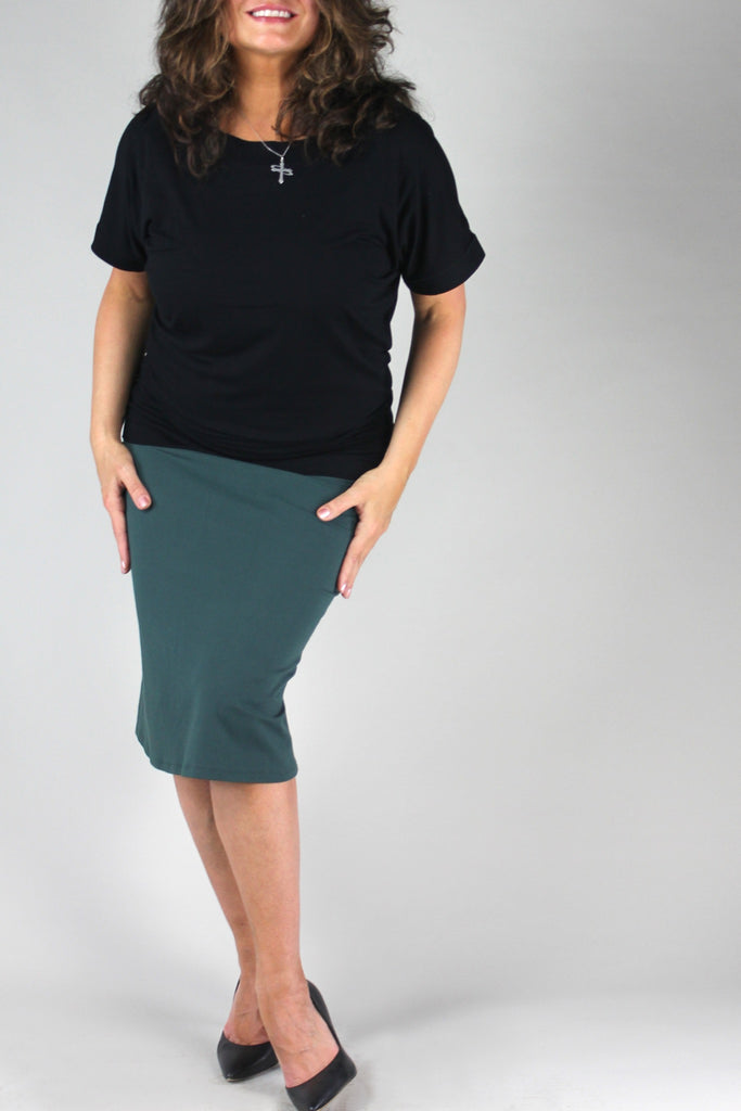 spruce bamboo root skirt