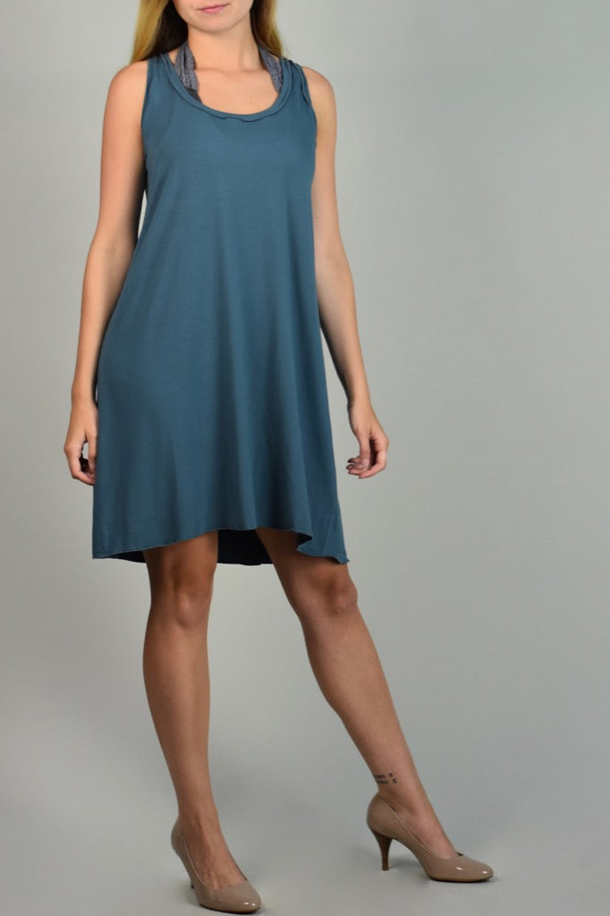 ocean shift dress