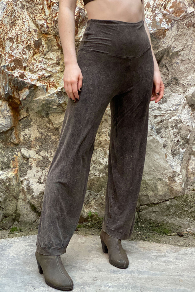 bloom cozy pant in mineral