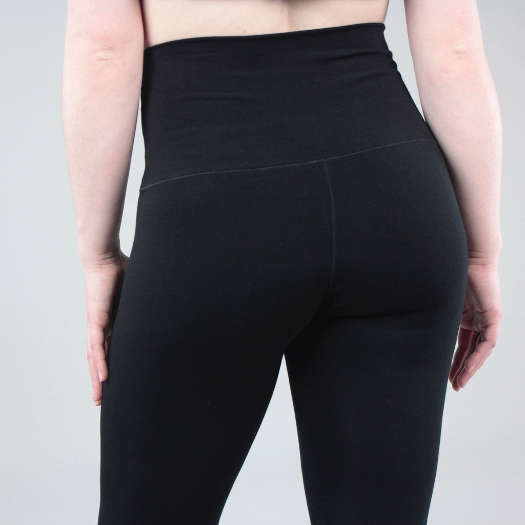 suger® black bamboo base legging