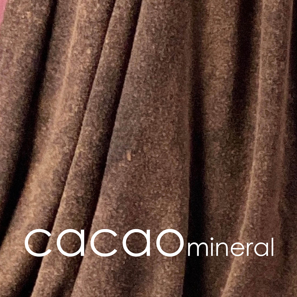 cacao mineral bamboo color swatch