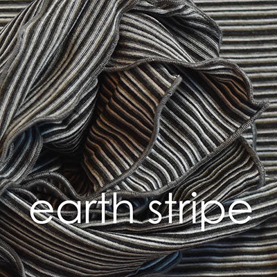 earth stripe swatch