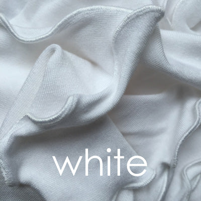 white bamboo color swatch