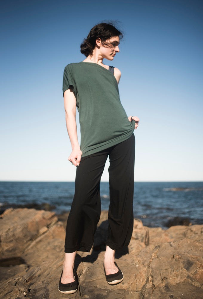 spruce flash with black bloom pant by suger®