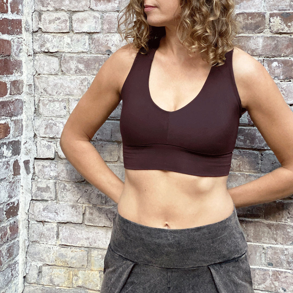 suger® balance bra in wine