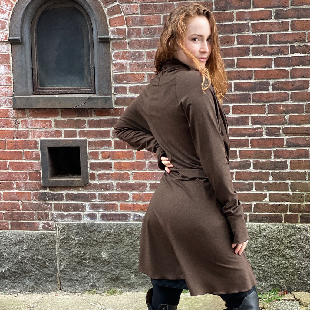 suger® espresso riding coat