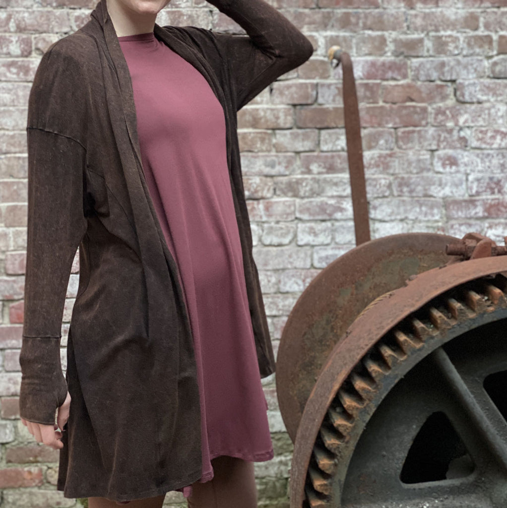 lush stella dress with our coco comfort blazer