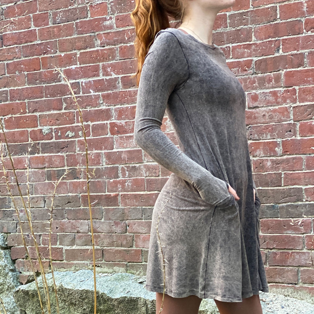 mineral stella dress- comfort + ease