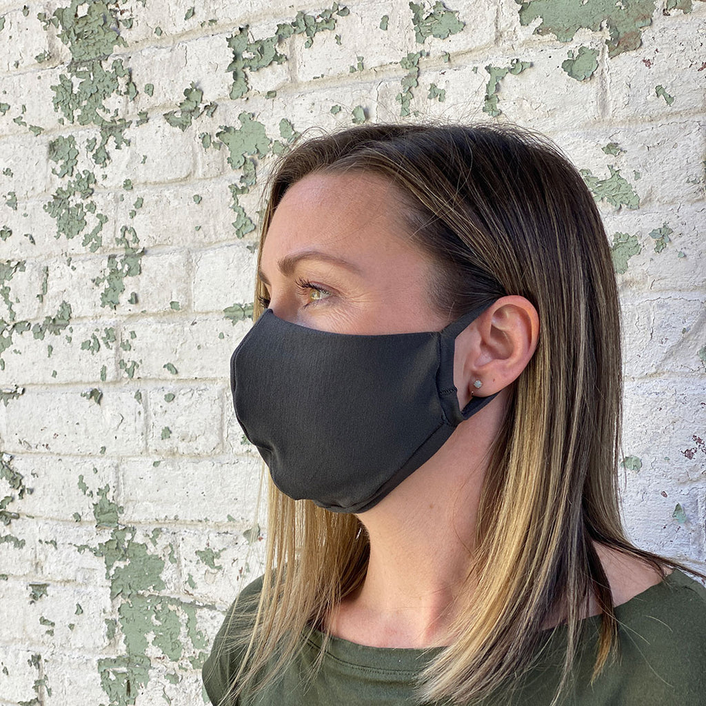 ore bamboo hush face mask