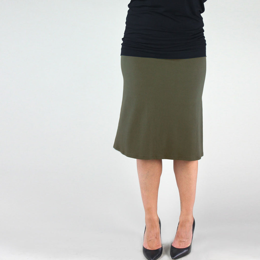 suger® olive root skirt