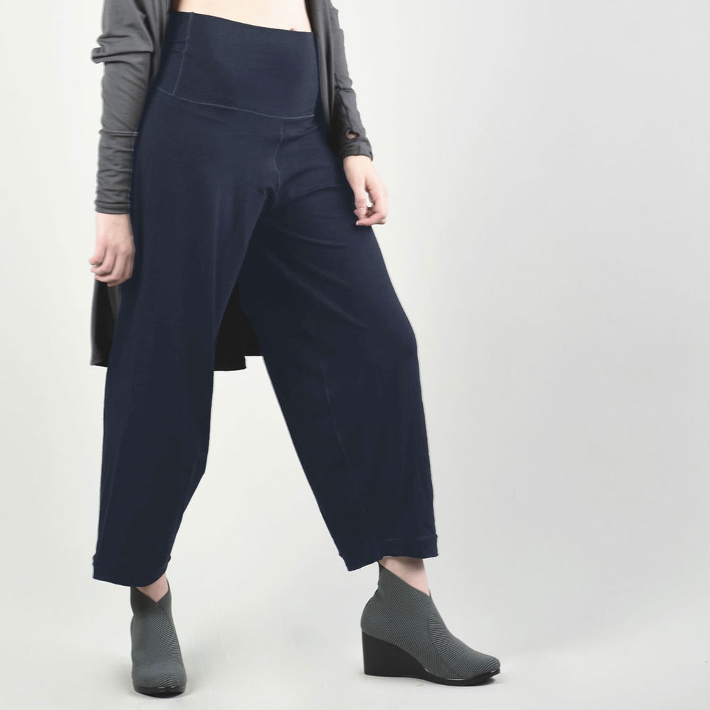 bloom pant in deepsea