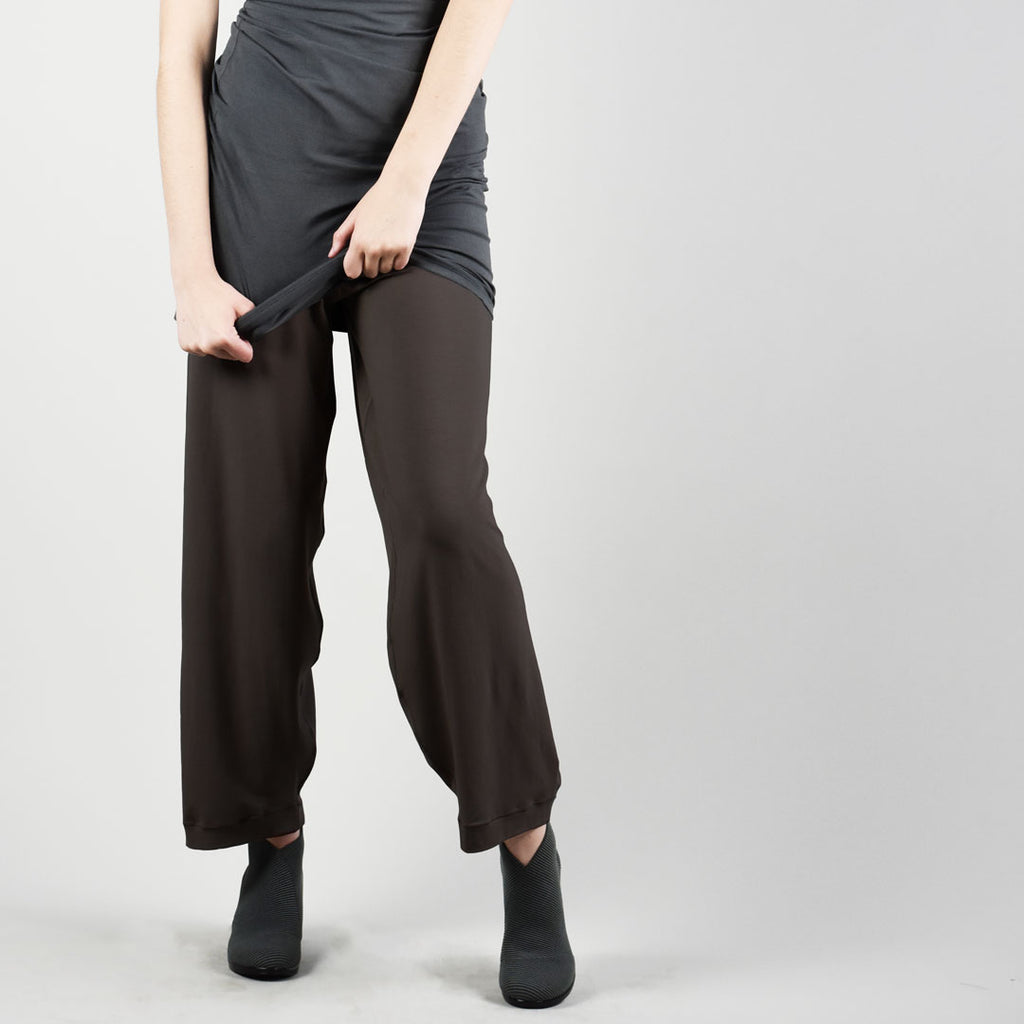 bloom pant in peat