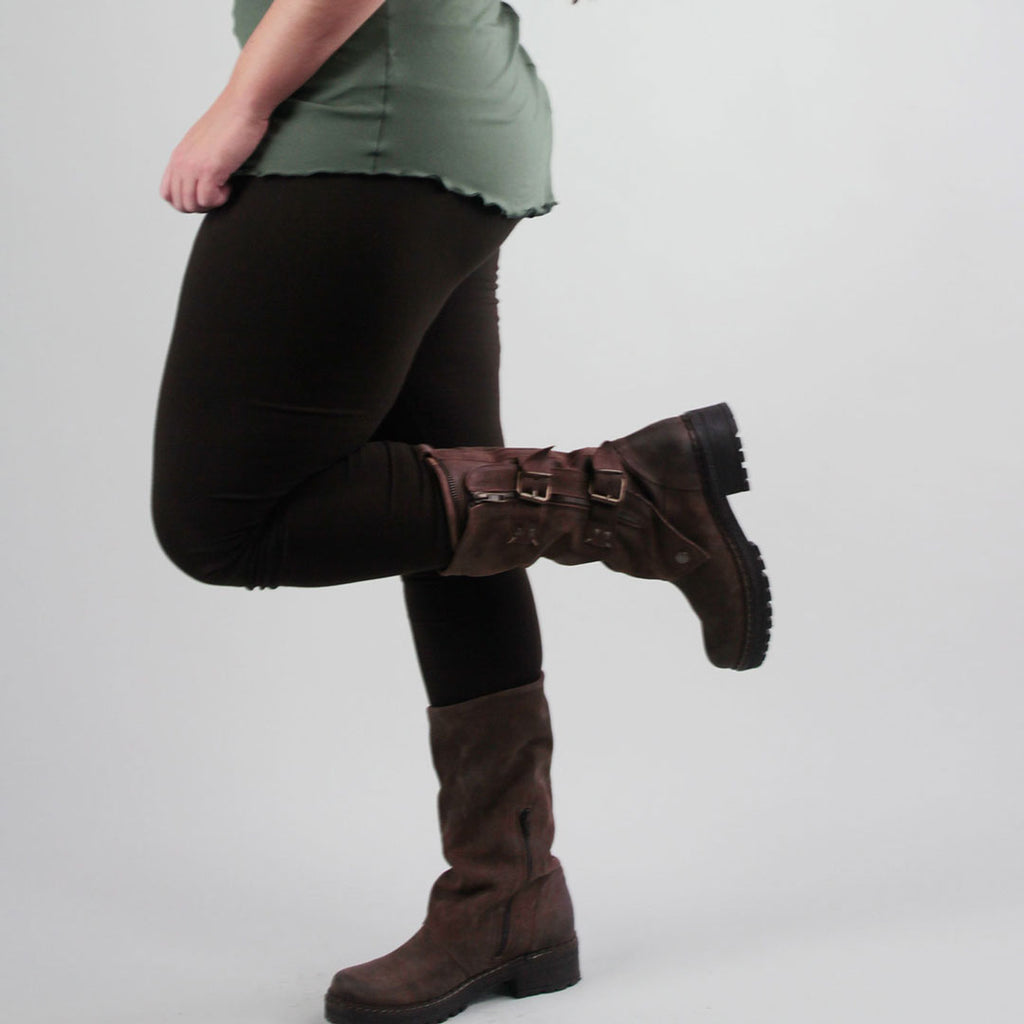 peat base comfort legging