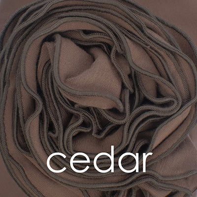 cedar bamboo color swatch