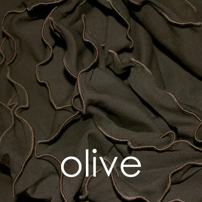 olive bamboo color swatch