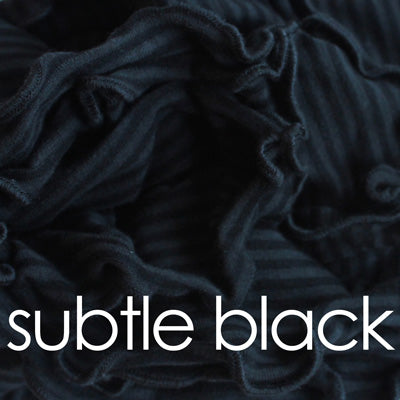 subtle black stripe bamboo color swatch