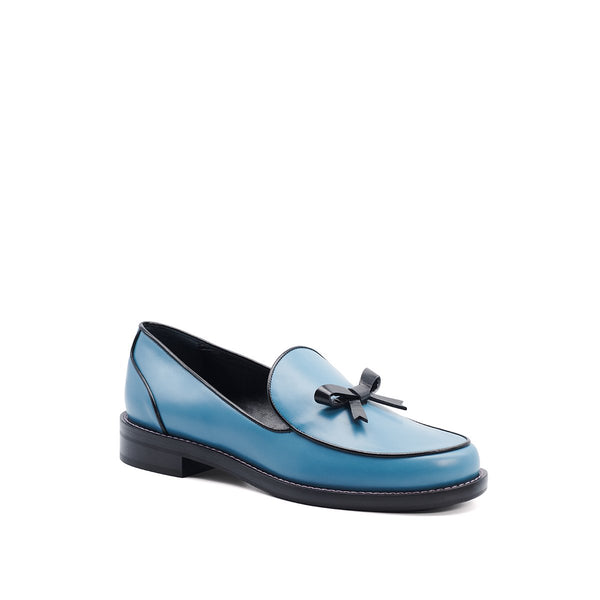 Keaton Loafer - Dusty Blue