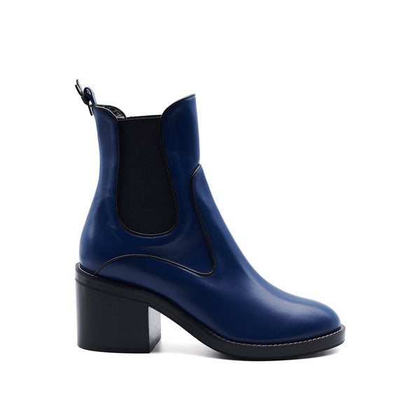 Madison Boot - Blue