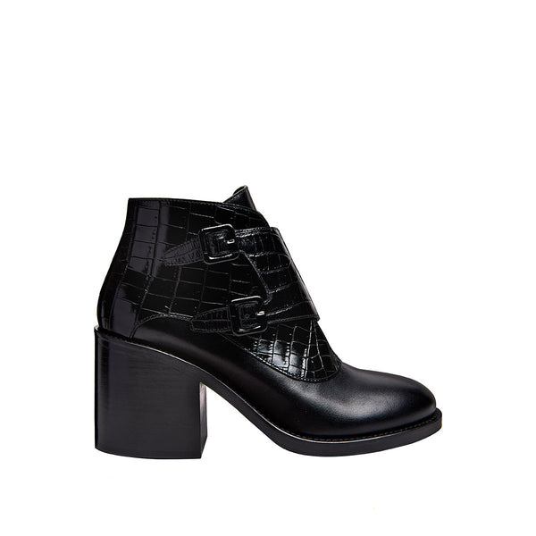 Bacall Bootie - black