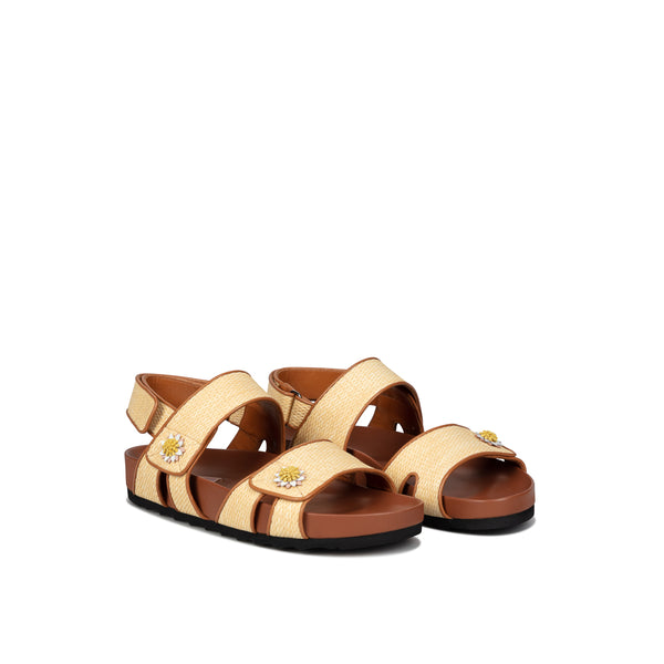 Riva Sandal - Natural