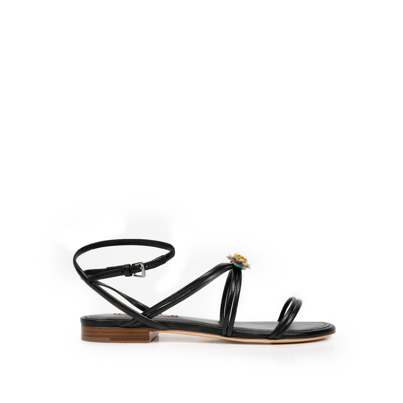 Alice Sandal - Black
