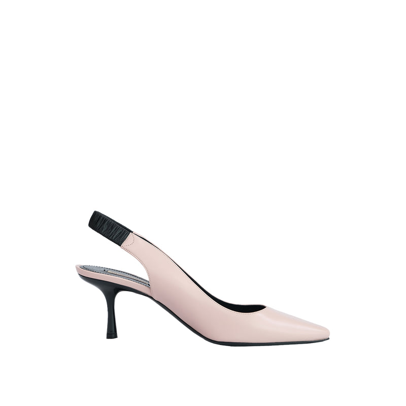 Harper Slingback - Light Rose