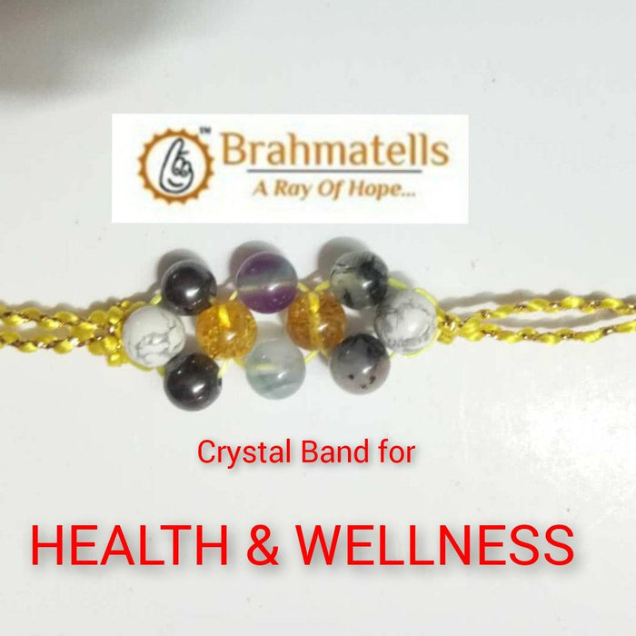 Health and Wellness Band - BrahmatellsStore