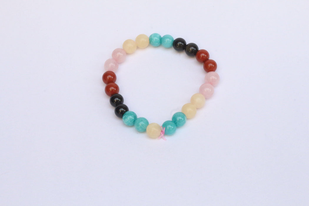 Crystal Bracelet For Stress Relief - BrahmatellsStore