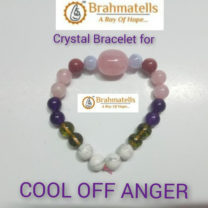 Cool Off Anger Bracelet - BrahmatellsStore