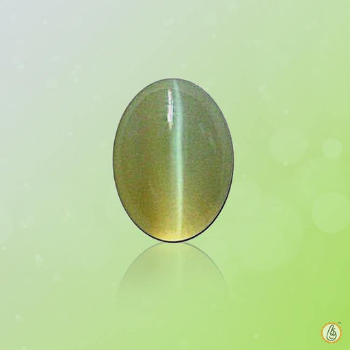 Cats Eye pistachio-green BTCE112GSM - BrahmatellsStore