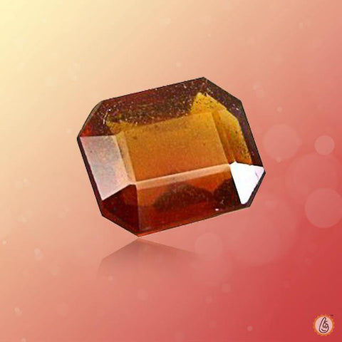 Hessonite Gomed princess BTHG123GSM