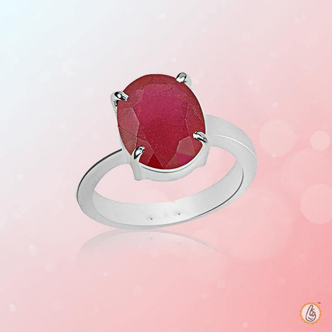 Ruby Manak oval light-red-ring BTR140RSM