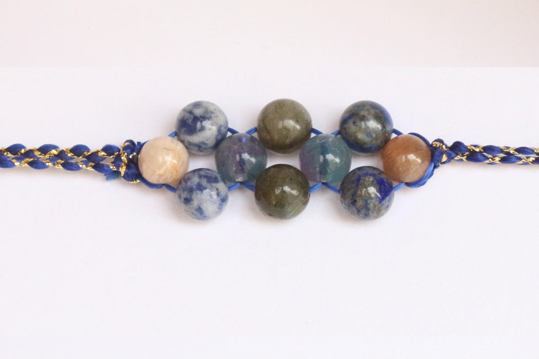 Crystal Band to Enhance Intuition and Memory - BrahmatellsStore