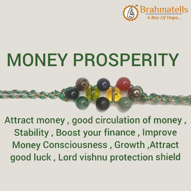 Money & Prosperity - BrahmatellsStore