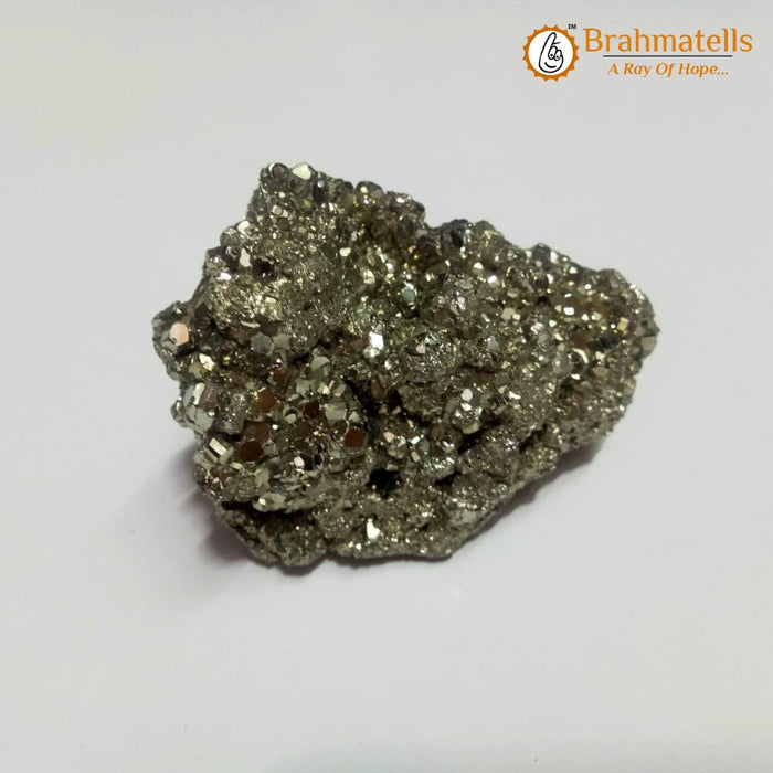Raw Pyrite Rock - BrahmatellsStore